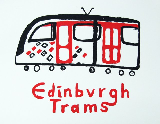 edinburgh-trams-print